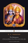 Image for The Ramayana  : a shortened modern prose version of the Indian epic (suggested by the Tamil version of Kamban)