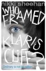 Image for Who framed Klaris Cliff?