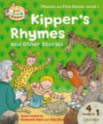 Image for Kipper's rhymes and other stories