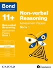 Image for Non-verbal reasoning.9-10 years,: Assessment papers