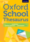 Image for Oxford school thesaurus