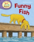 Image for Funny Fish (Read with Biff, Chip and Kipper Level 2)