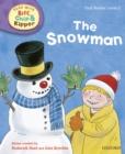Image for Snowman (Read with Biff, Chip and Kipper Level 2)