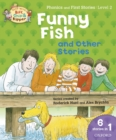 Image for Funny Fish and Other Stories (Read with Biff, Chip and Kipper and Level 2)