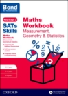 Image for Maths workbook  : measurement, geometry & statistics10-11 years
