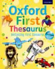 Image for Oxford first thesaurus