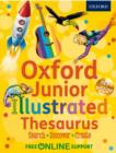 Image for Oxford junior illustrated thesaurus