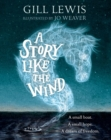 Image for A story like the wind