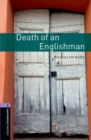 Image for Oxford Bookworms Library: Level 4:: Death of an Englishman