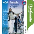 Image for AQA GCSE French 1st edition Kerboodle