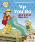 Image for Up you go and other stories.