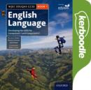 Image for WJEC Eduqas GCSE English Language: Kerboodle Book 1 : Developing the skills for Component 1 and Component 2