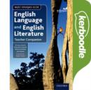 Image for WJEC Eduqas GCSE English Language and English Literature: Kerboodle Resources and Assessment
