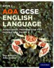 Image for AQA GCSE English language  : assessment preparation for paper 1 and paper 2Book 2
