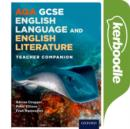 Image for AQA GCSE English Language and English Literature: Kerboodle Resources and Assessment