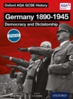 Image for Germany 1890-1945  : democracy and dictatorship