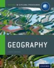 Image for IB Geography Course Book: Oxford IB Diploma Programme