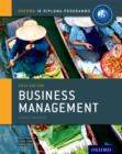 Image for IB business management: Course book