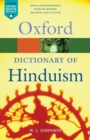 Image for A dictionary of Hinduism