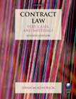 Image for Contract law  : text, cases, and materials