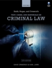 Image for Smith, Hogan & Ormerod's text, cases, & materials on criminal law