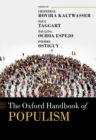 Image for The Oxford handbook of populism