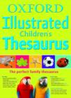 Image for The Oxford illustrated children's thesaurus