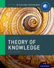 Image for Theory of knowledge  : course companion