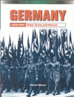 Image for Germany, 1858-1990  : hope, terror, and revival