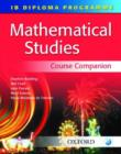 Image for IB Diploma Programme : Mathematical Studies Course Companion