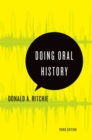 Image for Doing oral history: a practical guide