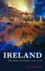 Image for Ireland  : the politics of enmity, 1789-2006