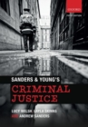Image for Sanders & Young's criminal justice