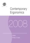 Image for Contemporary ergonomics 2008
