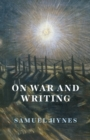 Image for On War and Writing