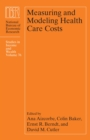 Image for Measuring and modeling health care costs : 76