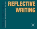 Image for Reflective writing