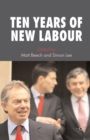 Image for Ten years of New Labour
