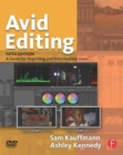 Image for Avid editing  : a guide for beginning and intermediate users