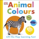 Image for Animal colours  : lift-the-flap learning fun!