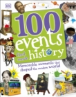 Image for 100 events that made history  : memorable moments that shaped the modern world
