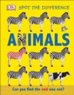 Image for Animals  : can you find the odd one out?