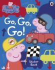 Image for Peppa Pig: Go, Go, Go! : Vehicles Sticker Book