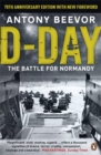 Image for D-Day  : the battle for Normandy