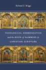 Image for Theological Hermeneutics and the Book of Numbers As Christian Scripture