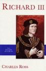 Image for Richard III : No. III
