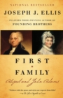 Image for First family  : Abigail and John Adams