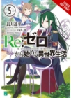 Image for Re:ZERO  : starting life in another worldVolume 5