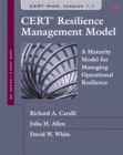 Image for The CERT resilience management model  : improving operational resilience processes