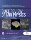 Image for Duke review of MRI principles